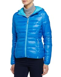 Marc New York Marc Ny Performance Packable Quilted Hooded Puffer Coat W Contrast Lining Skydvr Aru