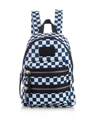 Marc By Marc Jacobs Mini Packrat Checkerboard Print Backpack