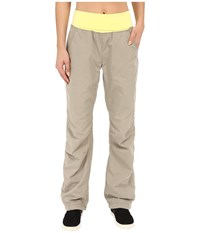 Arc'teryx Emoji Pants Light Carbide Women's Casual Pants Gray