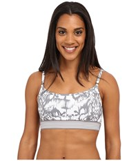 Lole Zion Bra Meteor Reflection Women's Bra White
