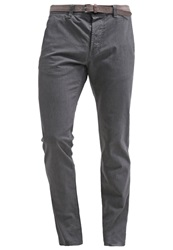 Tom Tailor Denim Chinos Black