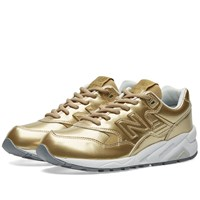 New Balance Womens Wrt580mg Gold