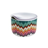 Missoni Home Zig Zag Sugar Bowl