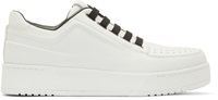 3.1 Phillip Lim White Pl31 Low Top Sneakers