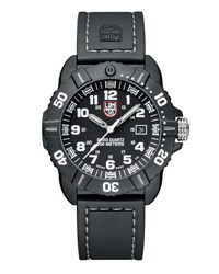 Luminox 44Mm Sea Series Coronado 3021 Watch Silver