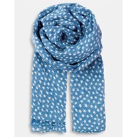 Becksondergaard Moonlight Blue Summer Star Scarf