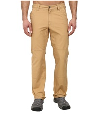 Mountain Khakis Broadway Fit Alpine Utility Pant Yellowstone Men's Casual Pants Beige