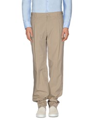 Dolce And Gabbana Trousers Casual Trousers Men Beige