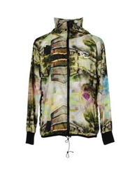 Collection Privee Collection Privee Jackets Acid Green