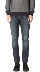 Earnest Sewn Bryant Slouchy Slim Jeans Nightfall