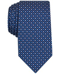 Nautica Men's Isles Mini Tie Navy