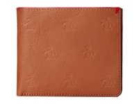 Original Penguin Jimmy Bifold Wallet English Tan Wallet Handbags
