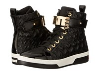 Love Moschino Hate High Tops Black