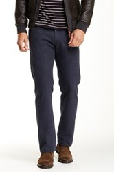 Agave Pragmatist Flannel Classic Taper Leg Pant Blue