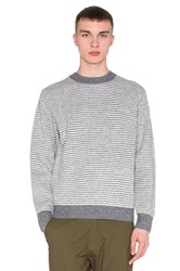Obey Marcus Sweater Gray