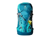 Deuter Guide Lite 28 Sl Petrol Mint Backpack Bags Blue