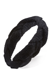 Forever 21 Braided Knit Headwrap