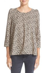 The Great Women's Great. Print Cotton Voile Blouse