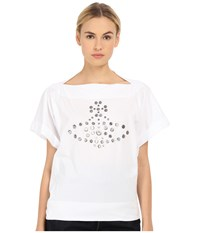 Vivienne Westwood Dot Orb T Shirt Optical White