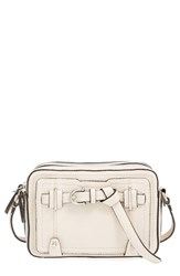 Etienne Aigner 'Mini Filly Stag' Crossbody Bag Ivory