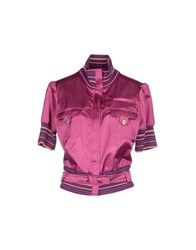 Blu Byblos Coats And Jackets Jackets Women Fuchsia