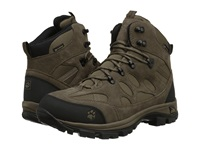 Jack Wolfskin All Terrain 7 Texapore Mid Siltstone Men's Shoes Brown