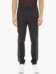 Paul Smith Navy Stripe Detail Track Pants
