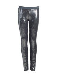 Aftershock Vania Sequin Leggings Silver