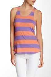 Alternative Apparel Meegs Racer Tank Orange