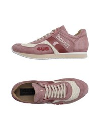 Cesare Paciotti 4Us Footwear Low Tops And Trainers Women Pastel Pink