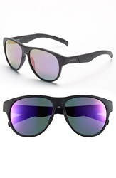 Smith Optics 'Townsend' 55Mm Interchangeable Lens Sunglasses Matte Black Purple Sol X