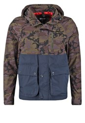 Blauer Summer Jacket Dark Green