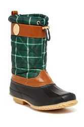 Tommy Hilfiger Arcadia Quilted Boot Multi