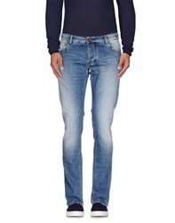 Maison Clochard Denim Denim Trousers Men