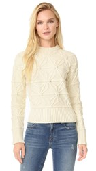 Dsquared Knit Sweater Off White