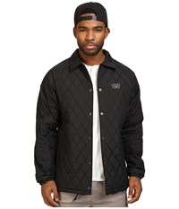 Vans Torrey Quilt Mountain Edition Jacket Black Men's Coat