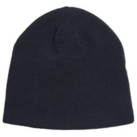 John Lewis Reversible Beanie Hat Navy Grey