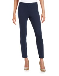 Kobi Halperin Alexandra Knit Skinny Pants Midnight Blue