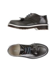 Frankie Morello Footwear Lace Up Shoes Men