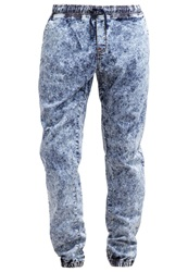 Urban Classics Tracksuit Bottoms Acid Blue Dark Blue