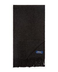 Ralph Lauren Classic Lux Merino Thermal Stretch Scarf