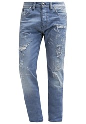 Kaporal Ulrik Relaxed Fit Jeans Cloud Destroy Grey