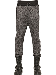 Blood Brother Cotton Blend Jogging Pants Heather Grey