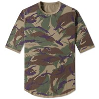 Mhi Maharishi Reversible Camo Thayer Tee Brown