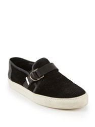 Balmain Basse Slip On Sneakers Black