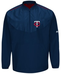 Majestic Men's Minnesota Twins Training Jacket