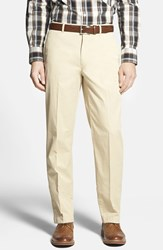 Men's Big And Tall Bobby Jones Stretch Cotton Pants Straw