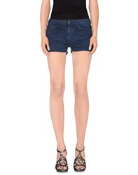 Cycle Denim Denim Shorts Women Dark Blue