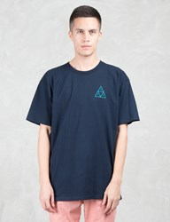 Huf Triple Triangle S S T Shirt
