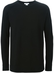 Helmut Lang Crew Neck Sweater Black